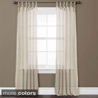 Lush Decor Helena 84-inch Curtain Panel Pair
