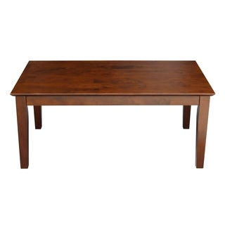 42-inch Espresso Coffee Table