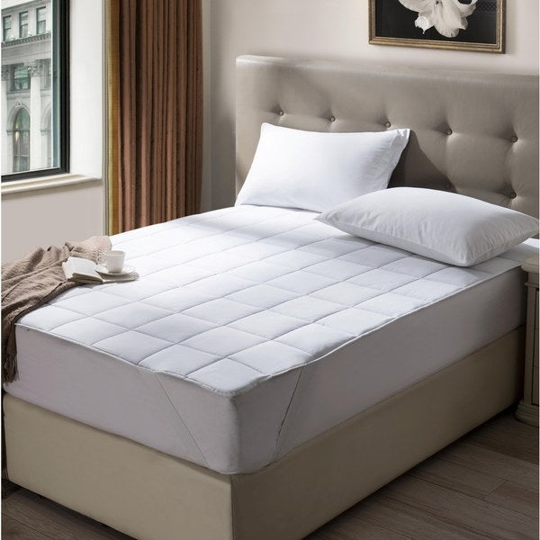 Waterproof Anchor Band Mattress Pad