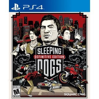 PS4 - Sleeping Dogs Definitive Edition