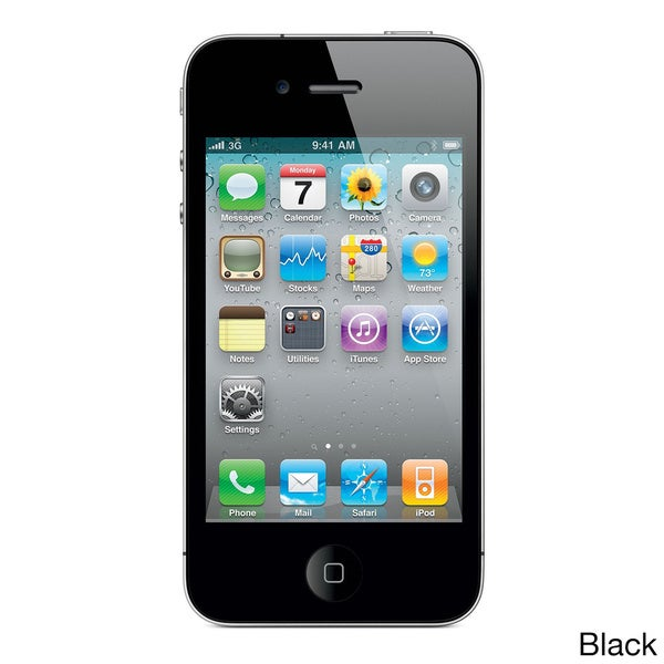 Apple iPhone 4 8GB Verizon CDMA Cell Phone (Refurbished). Opens flyout.
