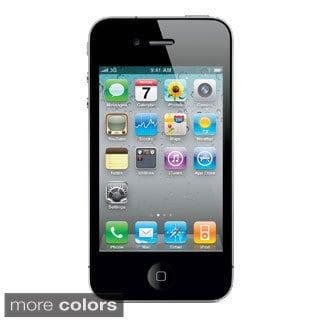 Shop Apple Iphone 4 8gb Verizon Cdma Cell Phone Refurbished Free Shipping Today