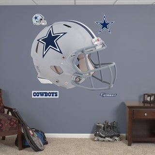 Fathead Dallas Cowboys Helmet Wall Decals