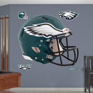 Fathead Philadelphia Eagles Helmet Wall Decals