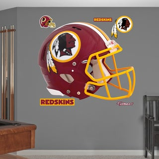 Fathead Washington Redskins Helmet Wall Decals