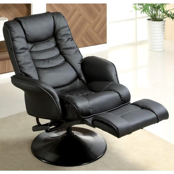 matrona swivel recliner free shipping today overstock 16478720. Black Bedroom Furniture Sets. Home Design Ideas