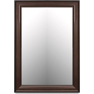 Hitchcock Butterfield Traditional Mahogany Framed Wall Mirror