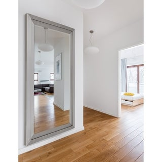Stainless / Stainless Framed Wall Mirror