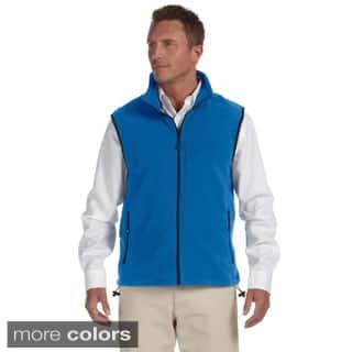 Men's Wintercept Fleece Full-zip Vest (Option: Red) https://ak1.ostkcdn.com/images/products/9318668/P16478864.jpg?impolicy=medium