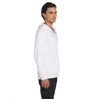 Men's Triblend Sponge Fleece Full-zip Hoodie