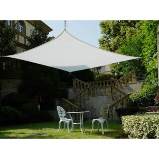 Cool Area Oversized Patio Sun Shade (16.5' x 16.5')