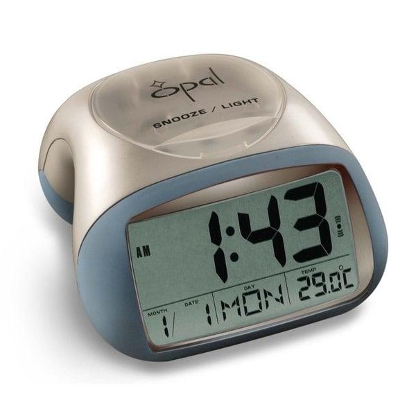 Opal Table Top Digital Alarm Clock. Opens flyout.