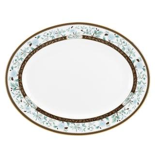Lenox Marchesa Palatial Garden 13-inch Oval Platter