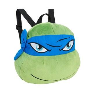Teenage Mutant Ninja Turtle Leonardo Plush Backpack