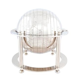 Decorative Aluminium Globe and Stand