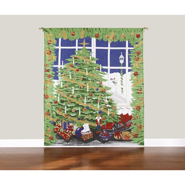 christmas wall mural free shipping on orders over 45