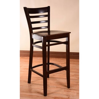 Copper Grove Bere Slatback Barstool (More options available)