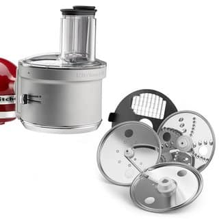 KitchenAid KSM2FPA Food Processor Attachment with Commercial Style Dicing Kit https://ak1.ostkcdn.com/images/products/9319117/P16479238.jpg?impolicy=medium
