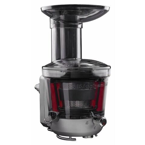 KitchenAid KSM1JA Matte Grey Juicer and Sauce Attachment