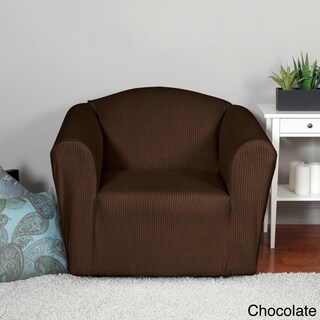 QuickCover Montgomery One-piece Chair Stretch Slipcover