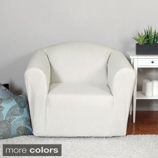 Montgomery One-piece Chair Stretch Slipcover