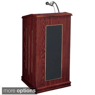 Prestige Wireless Mic Lectern (2 options available)
