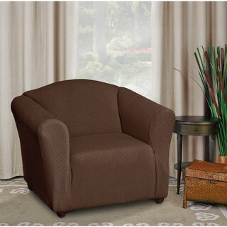 QuickCover Piccadilly One-piece Stretch Chair Slipcover