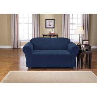 Montgomery One-piece Stretch Sofa Slipcover