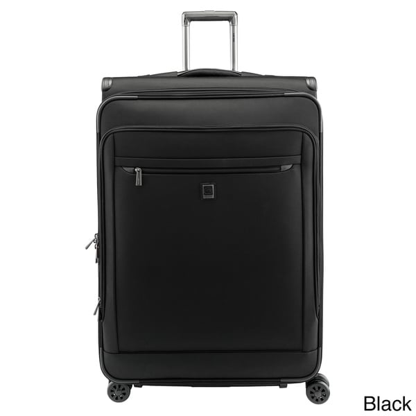 delsey helium x 39 pert lite 2 0 30 inch expandable spinner upright suitcase free shipping today. Black Bedroom Furniture Sets. Home Design Ideas