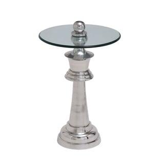 Casa Cortes Evolve Round Pedestal End Table