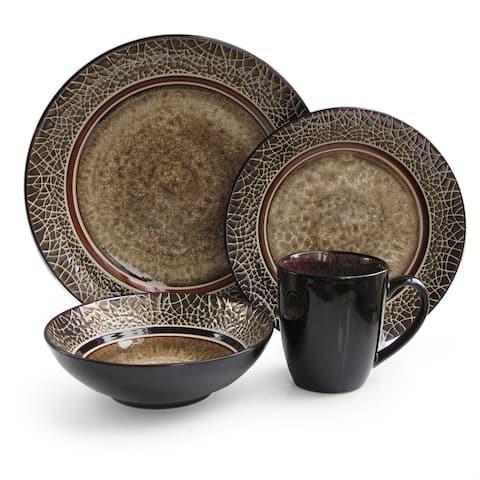 American Atelier Markham Round 16-piece Dinner Set