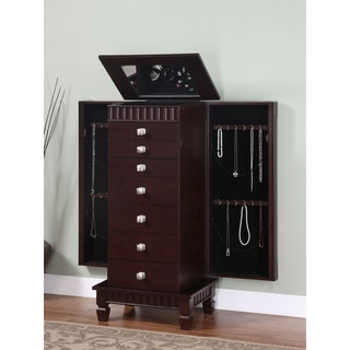 Powell Adeline Jewelry Armoire