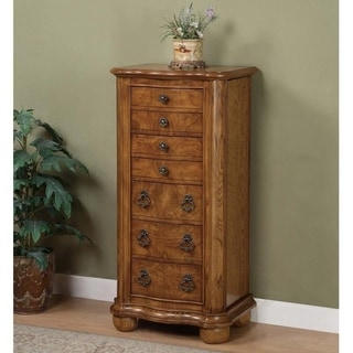 Powell Pamlico Jewelry Armoire
