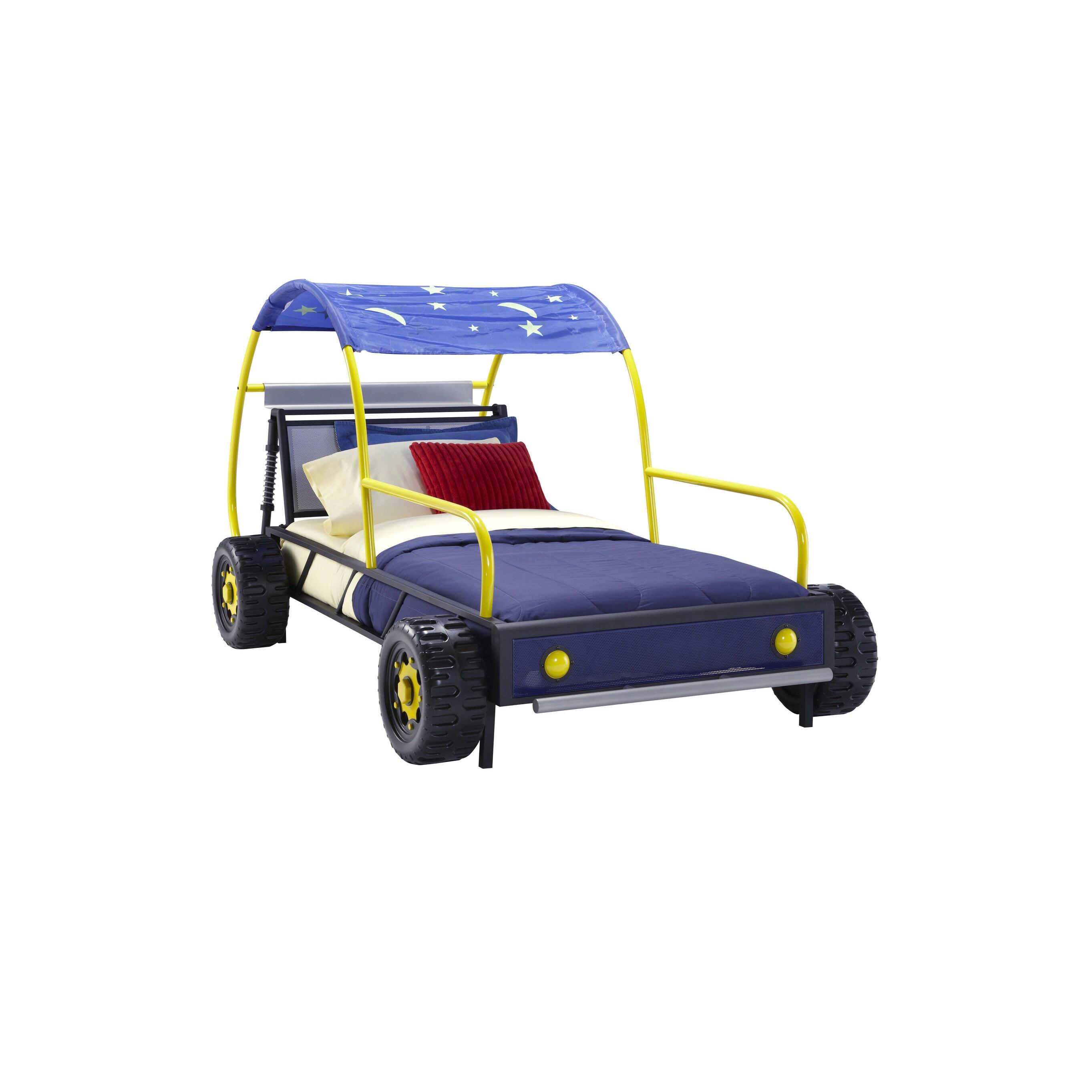 Powell Furniture Lando Dune Buggy Car Twin Bed (Dune Bugg...