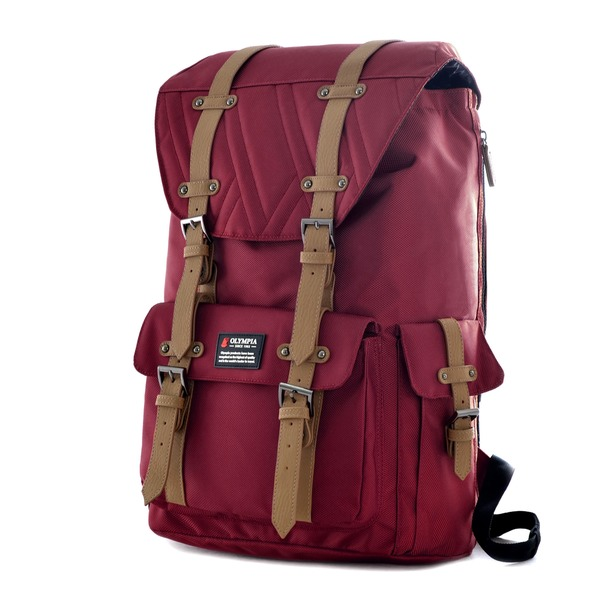 Olympia Hopkins 15.5-inch Laptop Backpack