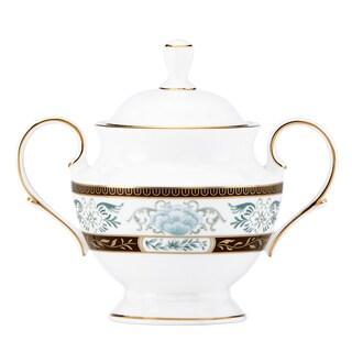 Lenox Palatial Garden Sugar Bowl with Lid