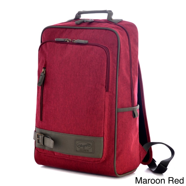 Olympia Apollo 18-inch Laptop Backpack - Free Shipping Today ...