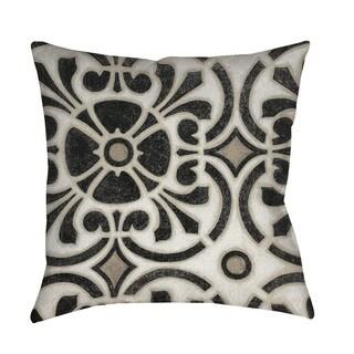 Moroccan Symbol II Throw/ Floor Pillow