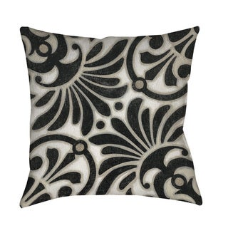 Moroccan Symbol III Throw/ Floor Pillow