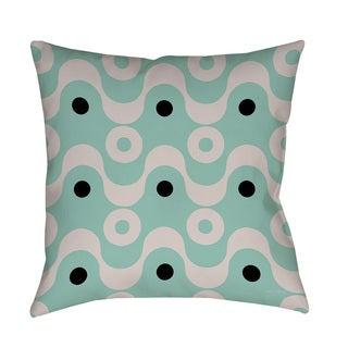 Thumbprintz Fifties Patterns II Throw/ Floor Pillow