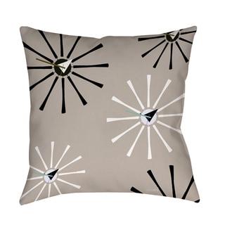 Thumbprintz Fifties Patterns IV Throw/ Floor Pillow