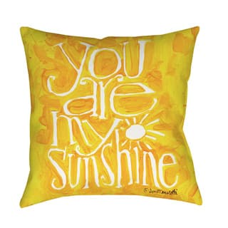 You are my Sunshine Floor Pillow|https://ak1.ostkcdn.com/images/products/9320165/P16480242.jpg?impolicy=medium