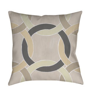 Non Embellished Deco Stitch I Floor Pillow