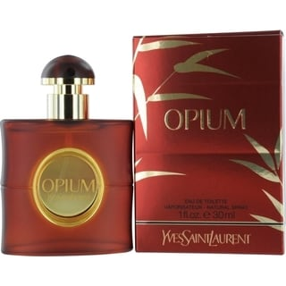 Yves Saint Laurent Opium Women's 1-ounce Eau de Toilette Spray