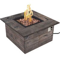 Galleon Steel 50,000 BTU 20-pound Gas Fire Table