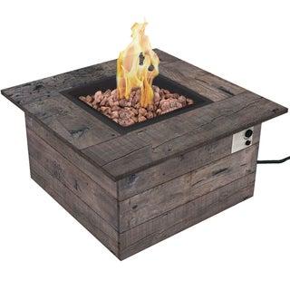 Galleon Steel 50,000 BTU 20-pound Gas Fire Table
