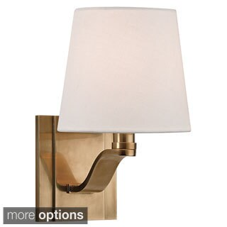 Hudson Valley Clayton 1 Light Wall Sconce