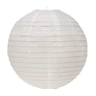 12-inch Paper Lanterns Lamp Shades (12-pack)