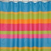 Medium cabana candy striped bed