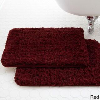 Red 17 X 24 Bath Rugs Amp Bath Mats Shop The Best Deals